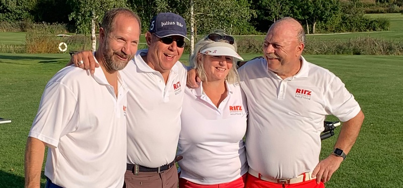 Sponsoren Golfturnier Wallenried